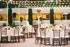 Event and party rentals in Orange County