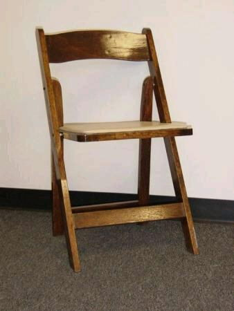 Where to find FRUITWOOD FOLDING CHAIR in Orange County