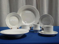 Rental store for WHITE DINNER PLATE 10.5 in Orange County CA