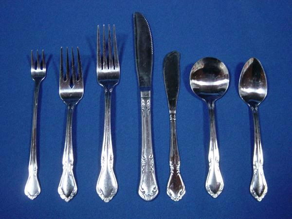 Where to find STAINLESS SALAD DESSERT FORK in Orange County