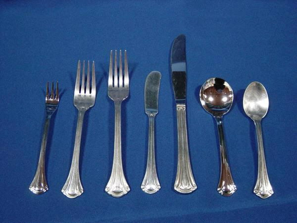 Where to find SILVER PLATED, SALAD DESSERT FORK in Orange County