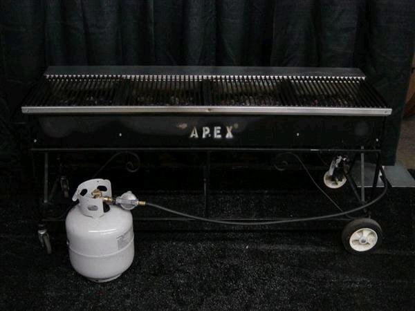 Where to find BBQ GRILL PROPANE 2  X 6 in Orange County