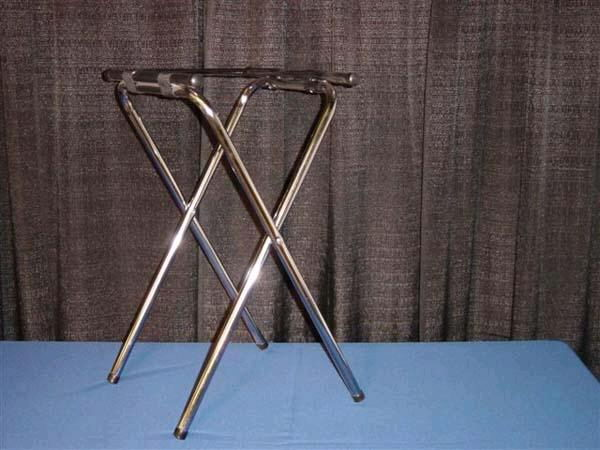 Where to find WAITER TRAY STAND in Orange County