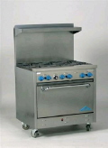Rental store for OVEN W 6 BURNER STOVE in Orange County CA