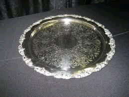Where to find SILVER SERVING TRAY in Orange County