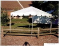 Rental store for 10  x 15  FRAME TENT in Orange County CA