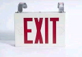 Rental store for LIGHTED EXIT SIGN in Orange County CA