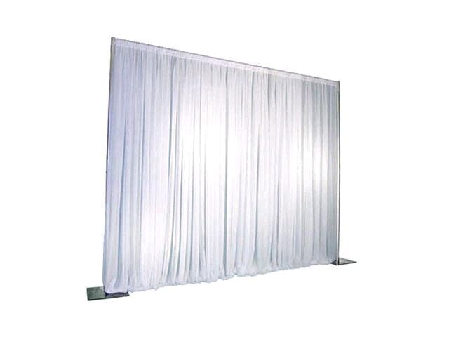 Where to find PIPE AND DRAPE WHITE  8  HIGH in Orange County