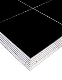 Where to find 12 X 12 SOLID BLACK DANCE FLOOR in Orange County