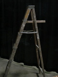 Rental store for VINTAGE WOODEN LADDER in Orange County CA