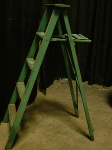 Where to find GREEN VINTAGE LADDER in Orange County