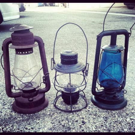 Where to find VINTAGE KEROSENE LANTERNS in Orange County