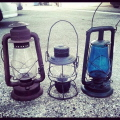Rental store for VINTAGE KEROSENE LANTERNS in Orange County CA