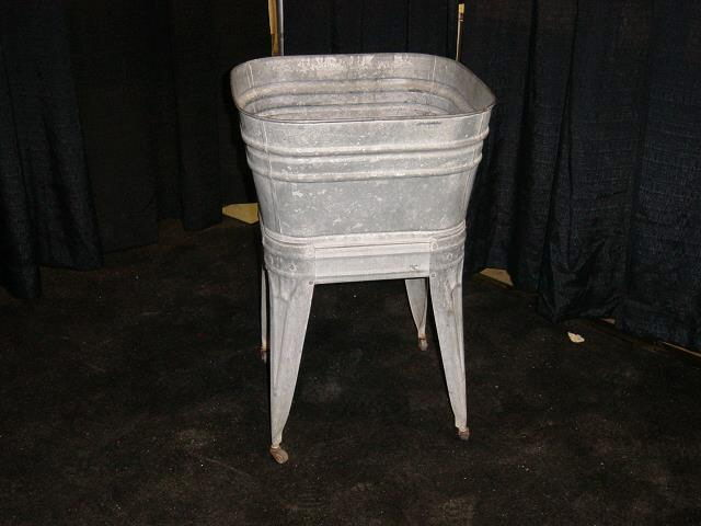 Where to find VINTAGE WASH TUB in Orange County