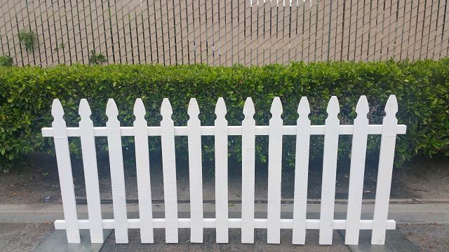 Where to find PICKET FENCE in Orange County