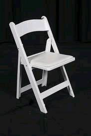 Where to find CHILDRENS FOLDING RESIN CHAIR  WHITE in Orange County