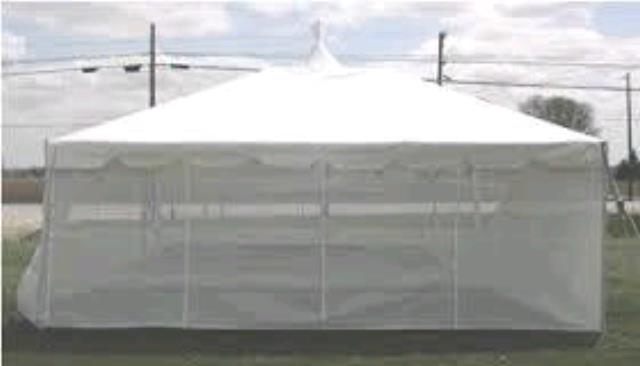 Where to find MESH FOOD BOOTH WALL 8 x15  PER FT in Orange County